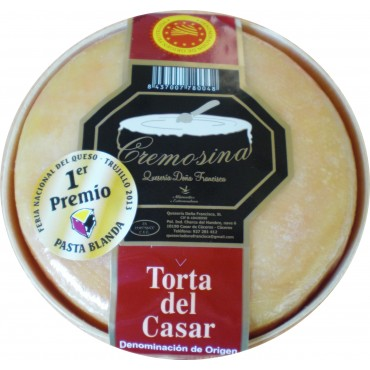 Torta del Casar D.O.P. CREMOSINA (900 Grs.)