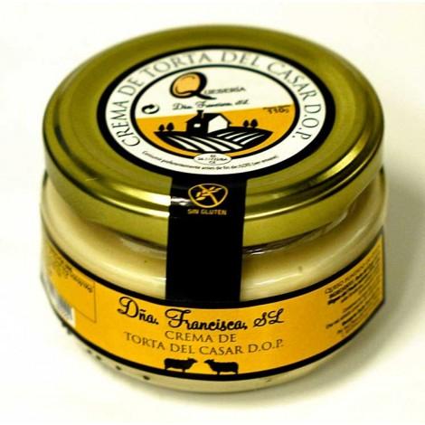 Crema de Torta del Casar D.O.P. 110 gr.